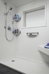 Subway Shower Installation
