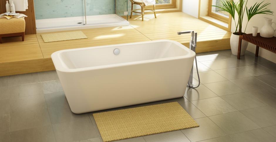 Bath, shower remodelling