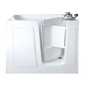 Walk Through Tub Doors Bathroom Remodel From Ultimate