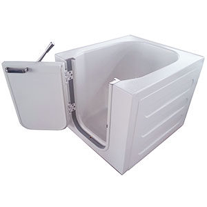 dreamline aquafold hinged tub ez with showers fold door interior